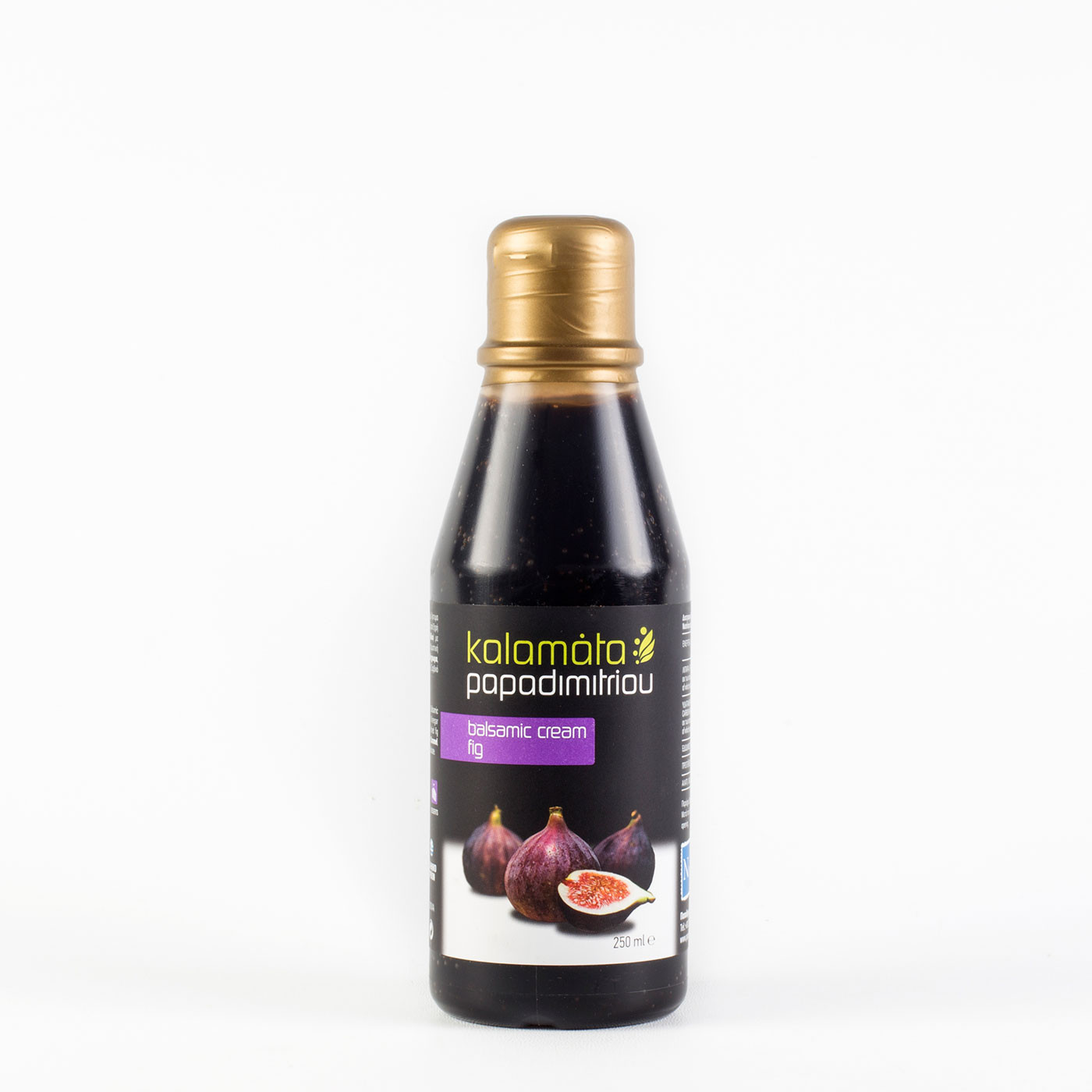 "Balsamic cream fig ""kalamata papadimitriou"" 250 ml."