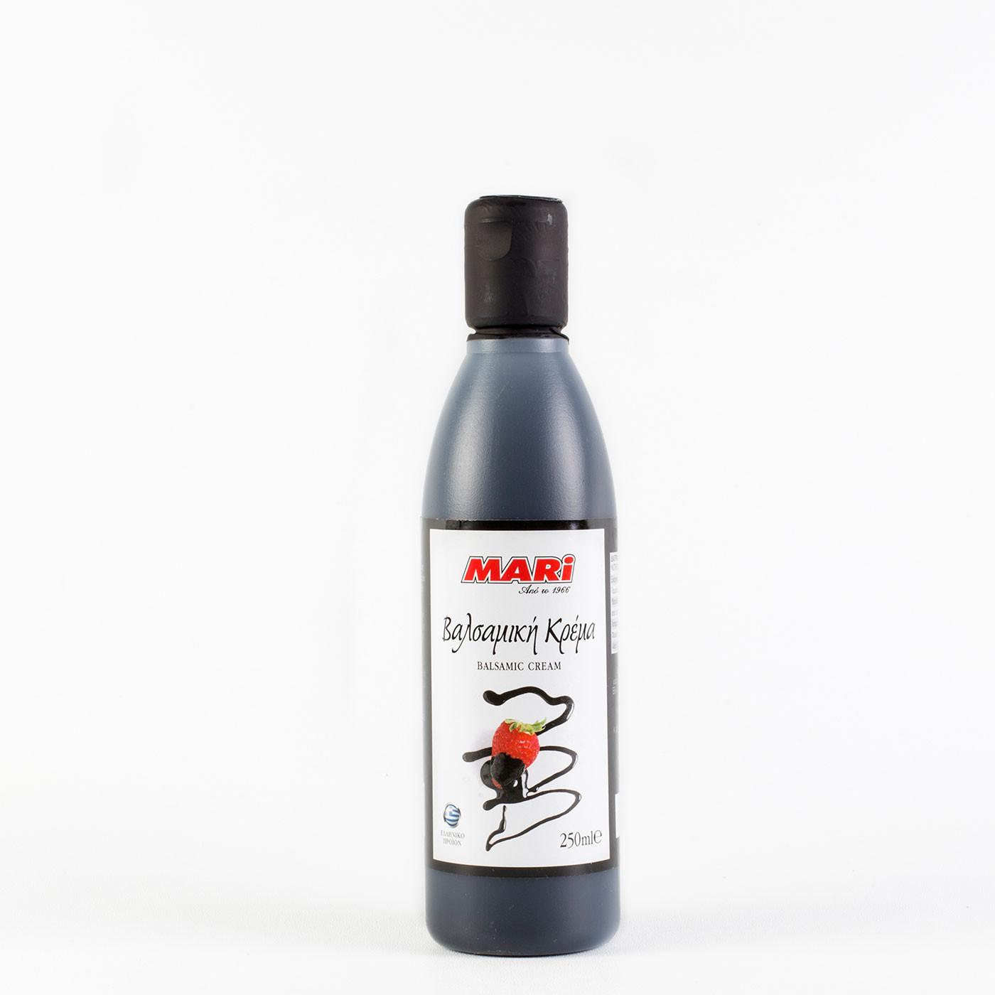 """Βαλσάμικη Κρέμα """"MARI"""" 250 ml."""