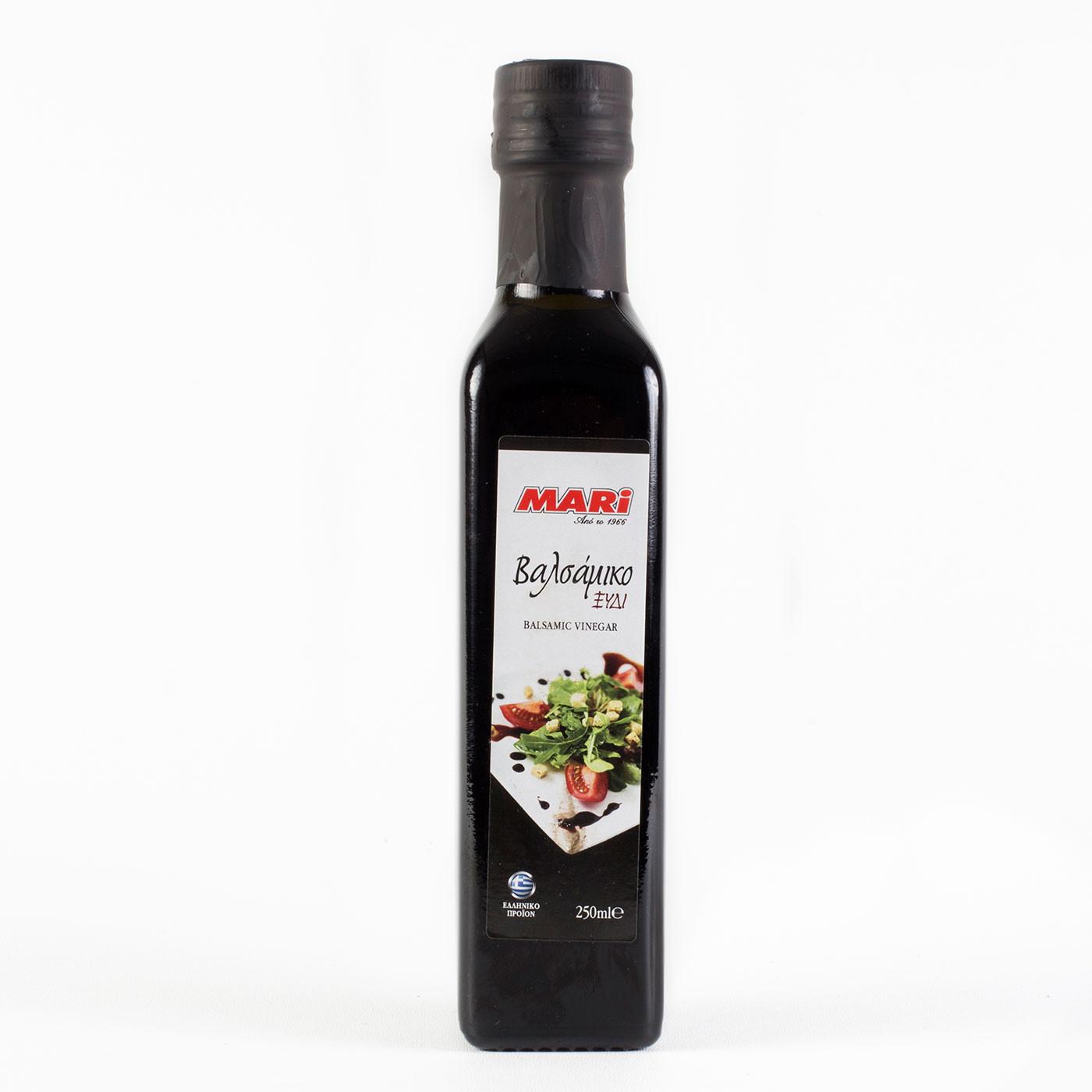 """Βαλσάμικο Ξύδι """"MARI"""" 250 ml."""