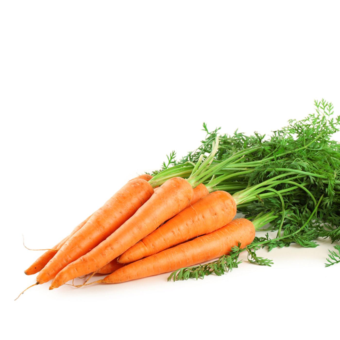 Καρότα με φύλλο Καλαμάτας