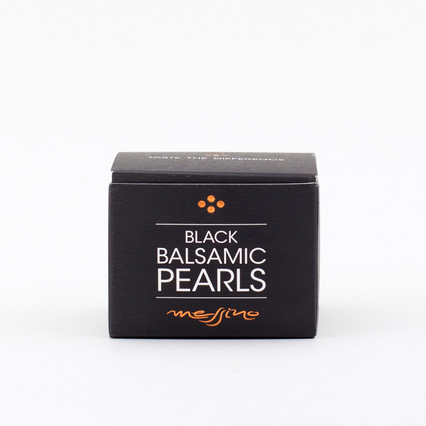 """messino"" Black balsamic pearls 50 g"
