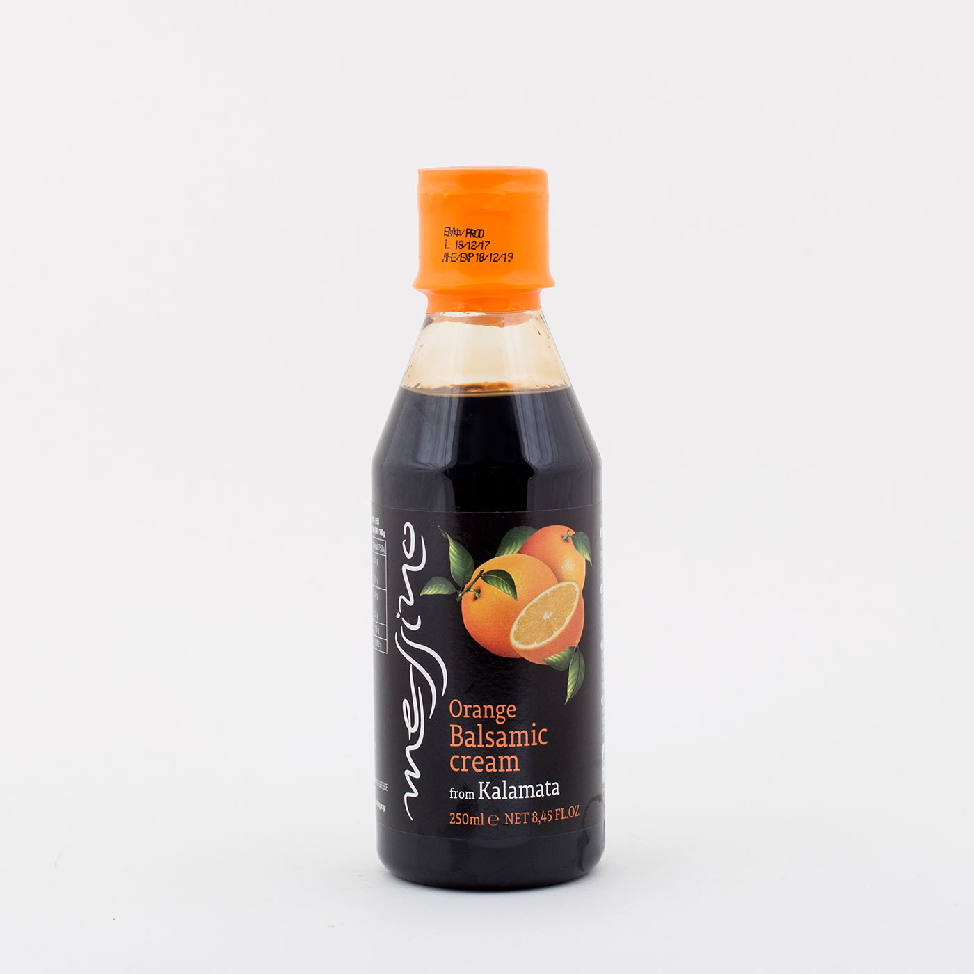 """messino"" Orange Balsamic cream from Kalamata 250 ml"