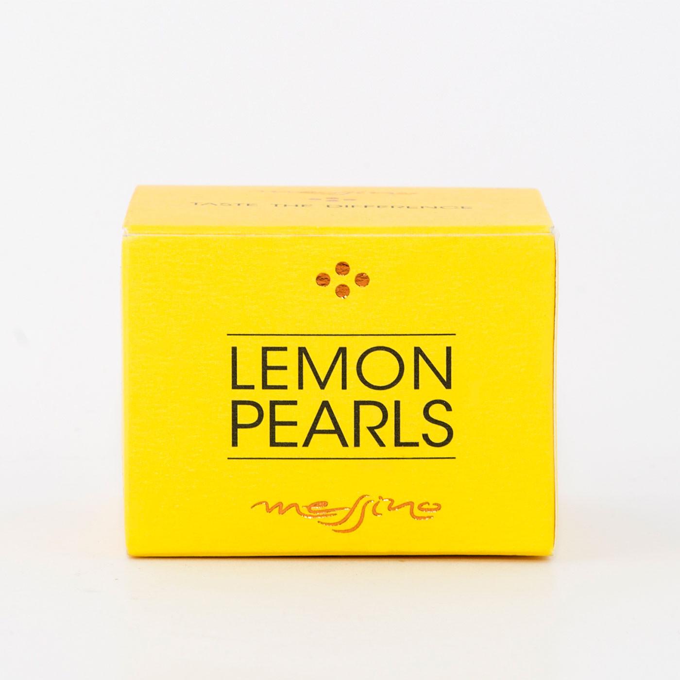 "Lemon pearls  ""messino"" 50 g"