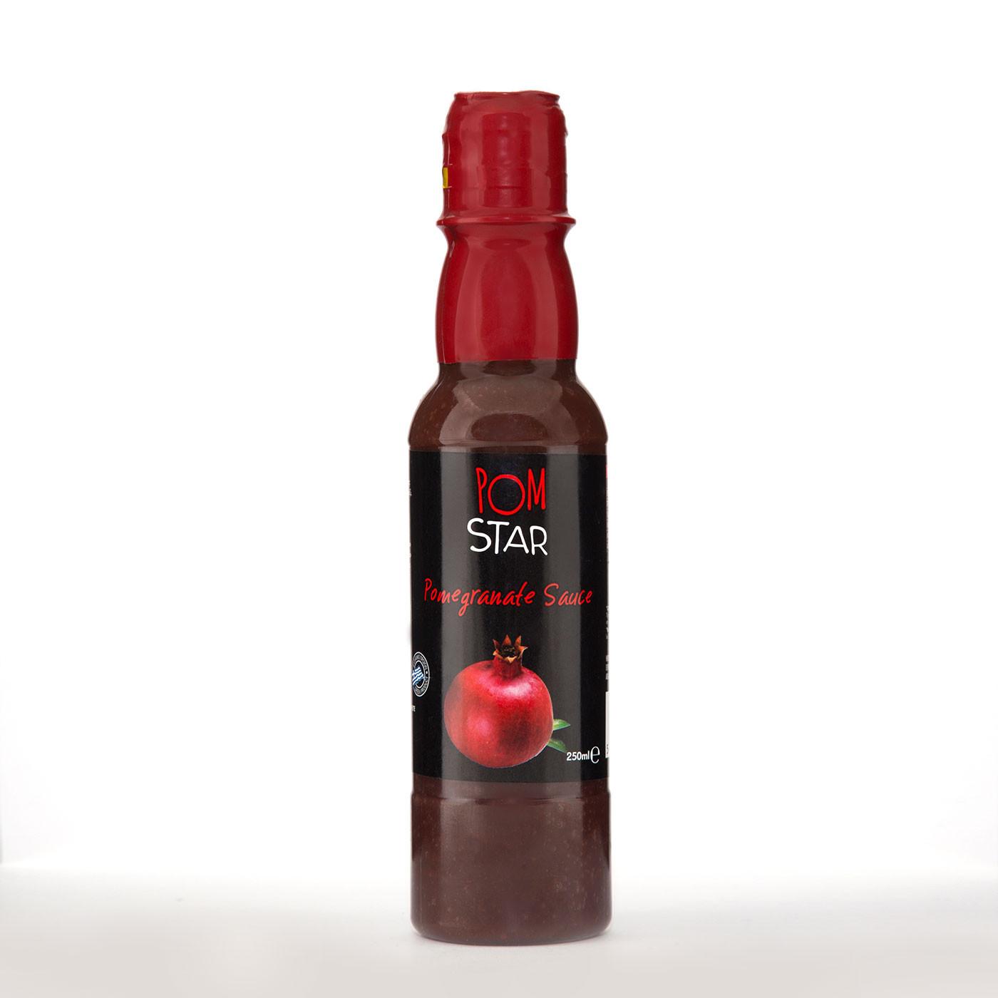 "Pomegranate sauce ""Pom Star"" 250 ml"